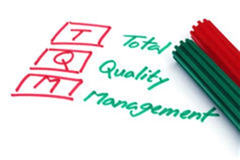 Total Quality Management Essays: Examples, Topics, Titles